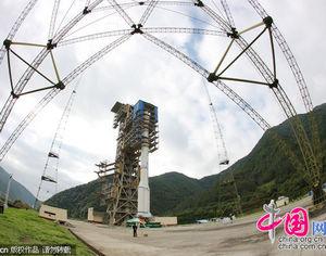 К запуску китайского исследовательского спутника «Чанъэ-2»