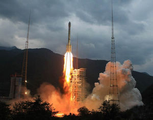 Проведен запуск спутника зондирования Луны ?Чанъэ-2?