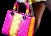 """Последняя коллекция женских сумок от  """"Dior """" Эксклюзив."""
