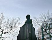 16-17 heures Statue de Pouchkine