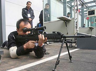 Замечательные фотографии с соревнований по стрельбе в органах общественной безопасности Китая