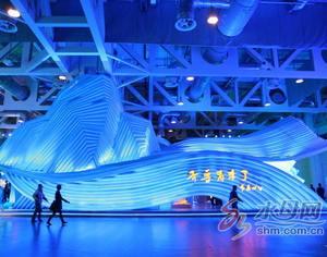 Павильон провинции Шаньдун в Парке ЭКСПО в Шанхае будет снова построен в городе Цзинань с еще большей площадью