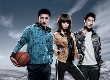 В преддверии Азиатских игр звезды демонстрируют красоту спортивной одежды1