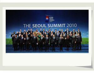 Руководители 'Группы 20' пообещали продолжать прикладывать усилия и проводить сотрудничество для достижения энергичного, поступательного и сбалансированного роста