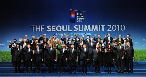 Саммит 'Группы 20' закрылся в Сеуле