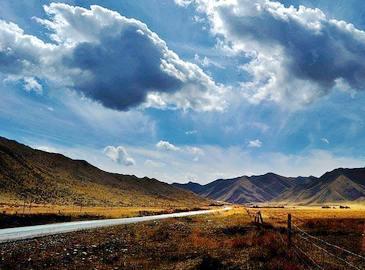 Красота китайского запада
