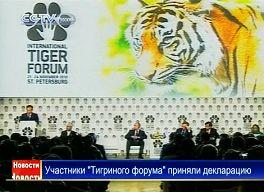 Участники 'Тигриного форума' приняли декларацию