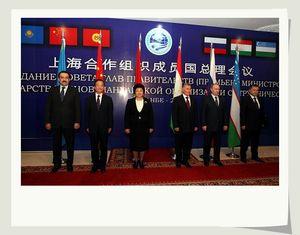 Вэнь Цзябао выступил на 9-й встрече глав правительств стран-членов ШОС