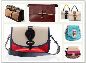 Модные коллекции сумок мировых брендов в стиле ретро