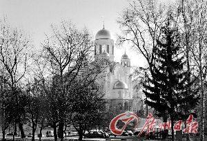 Города побратимы: Гуанчжоу и Екатеринбург