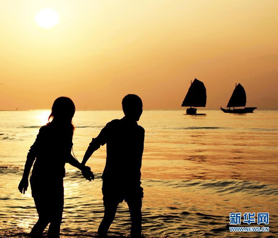 Один из десяти самых красивых островов Китая – остров Хайлин