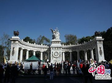 Фотопутешествие по городу Мехико: сочетание древности и современности