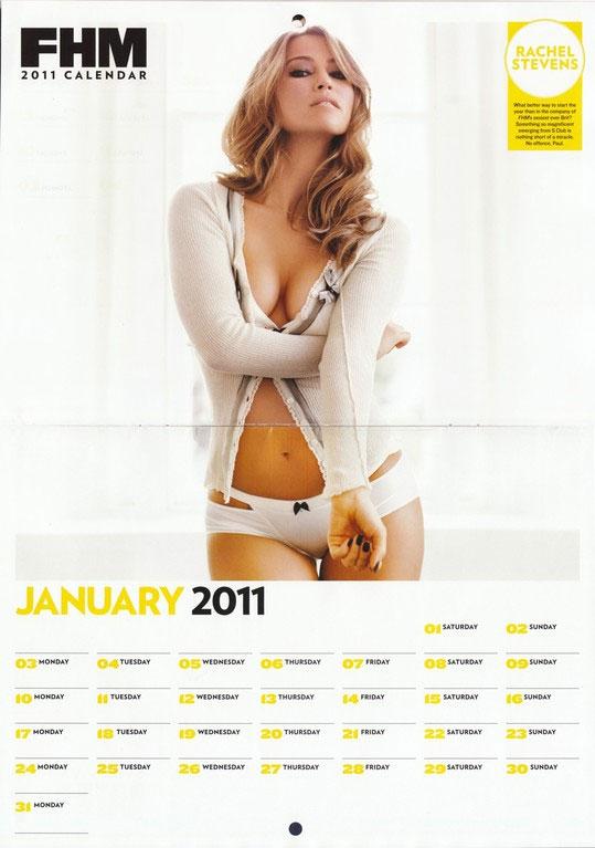 Сексуальный календар