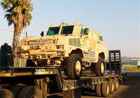 Китай закупил бронеавтомобили «RG-31» в Южной Африке
