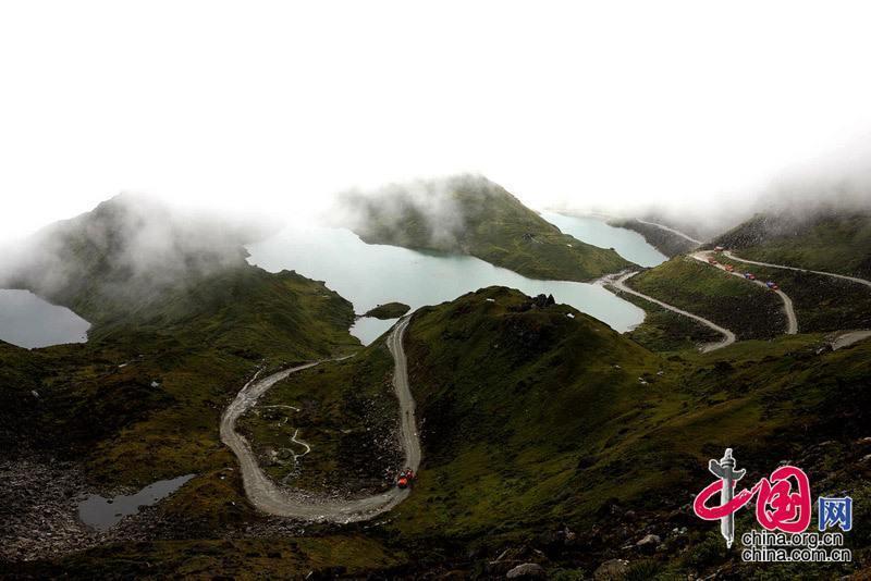 Вчера и сегодня транспорта в уезде Мото - единственном уезде Китая, который пока не имеет сети автодорог (2)