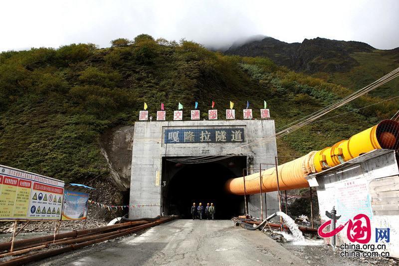 Вчера и сегодня транспорта в уезде Мото - единственном уезде Китая, который пока не имеет сети автодорог (3)