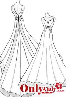 48a66b068bd Набор эскизов свадебного платья Кейт Миддлтон  font style