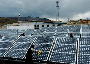 Новый план развития возобновляемой энергетики в Китае в периоде '12-й пятилетки'