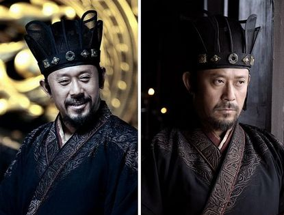 Известный китайский актер-режиссер Цзян Вэнь в роли древнего ...