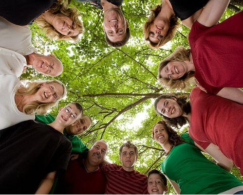 Идеи групповое фото