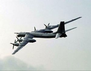 Российские бомбардировщики патрулируют воздушное пространство в районе спорных с Японией территорий