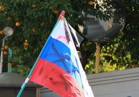 Посольство России потребует от МИД Японии наказать осквернивших флаг