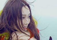 Новые фотографии Фань Вэйци