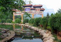 Живописный район Тяньгуйшань в г. Шицзячжуан