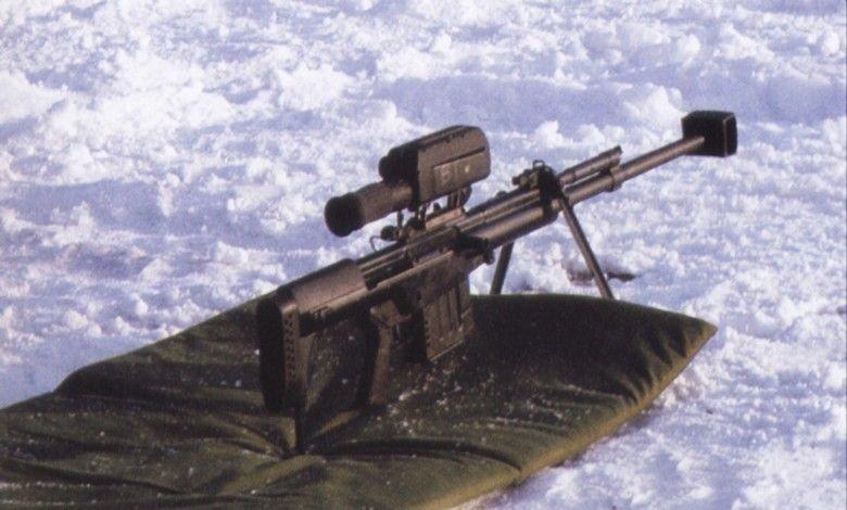 Китайская снайперская винтовка «09»1