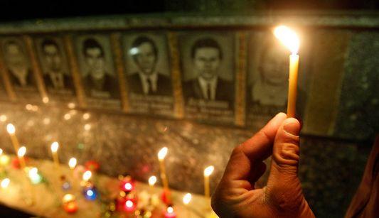Сегодня состоятся мероприятия, посвященные 25-летию аварии на Чернобыльской АЭС