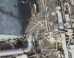 Новейшие фотографии первого реактора АЭС ?Фукусима-1?, опубликованные компанией ?Токио Электрик Пауэр?