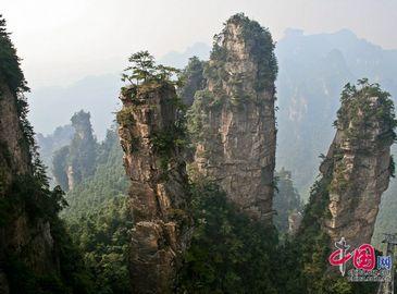 Всемирное природное наследие: ?Чжанцзяцзе? в Китае