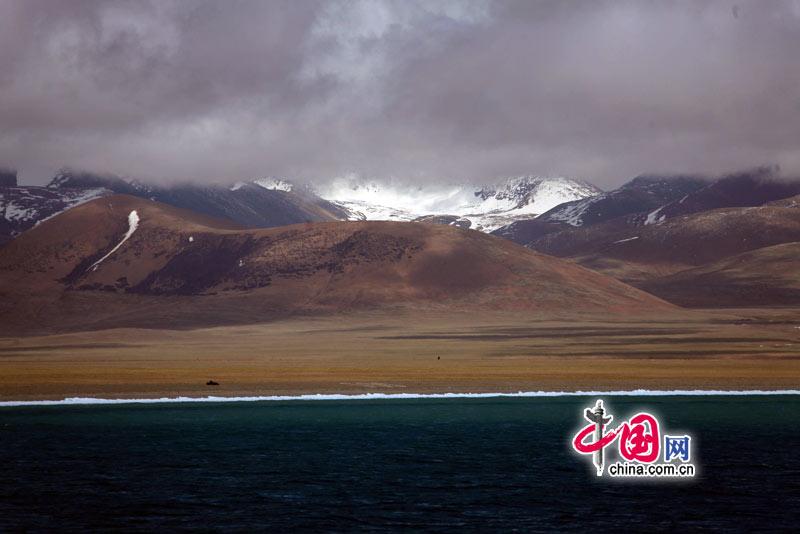 Завораживающая красота озера Намцо в Тибете