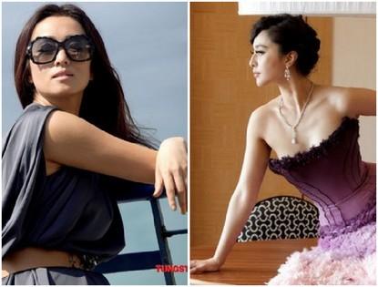 (Канны) Фань Бинбин и Гун Ли
