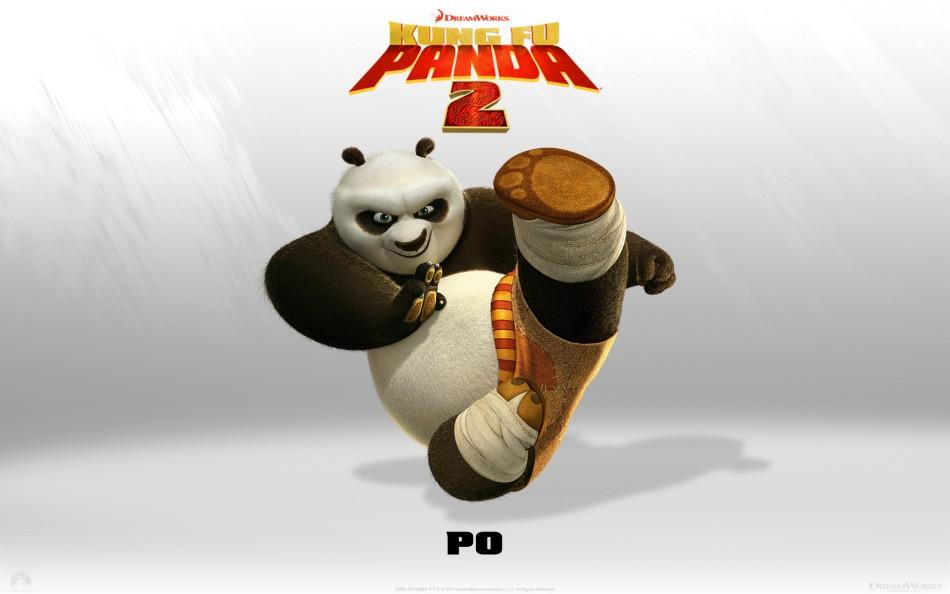 панда фото мультика кунфу