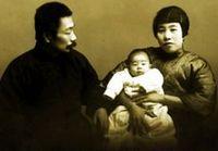 Ценные фотографии известного китайского писателя Лу Сюня