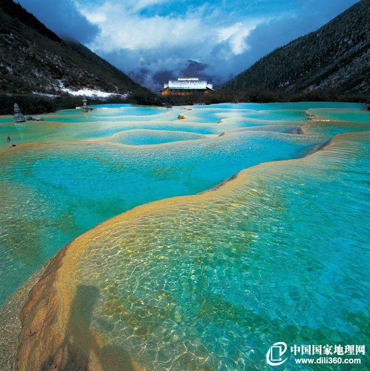 Чарующие пейзажи в провинции Сычуань