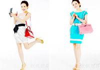 Модные снимки Мэн Цянь