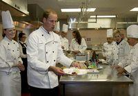 Принц Уильям, Кейт Миддлтон и кулинарные навыки
