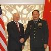 Министр обороны КНР Лян Гуанле встретился со своим американским коллегой Р. Гейтсом