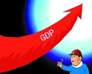 Hост китайской экономики в первом полугодии этого года составил 9,6 процента -- данные Госстата