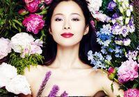 Звезда Цзян Иянь попала на обложку модного журнала