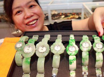 Летняя международная выставка ювелирных изделий в Пекине