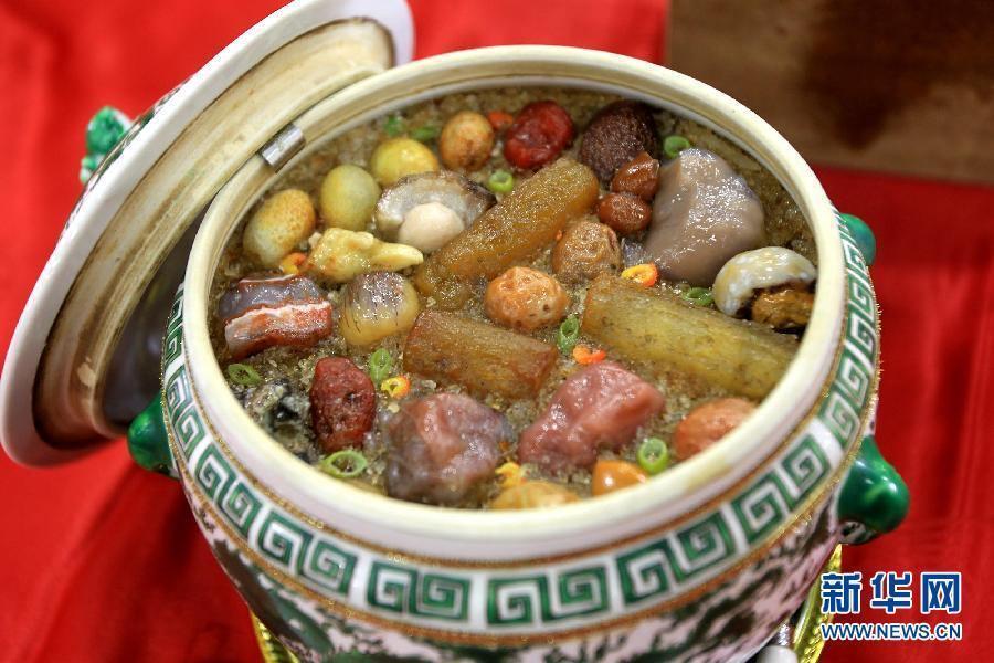 Удивительные блюда из камней