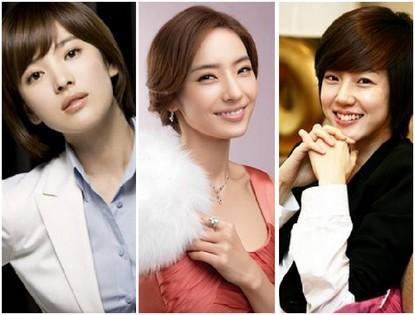 Оригинальные южнокорейские звезды