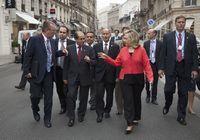 На международной конференции по восстановлению Ливии достигнут консенсус по размораживанию активов ливийского правительства