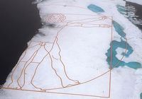 Рисунок в Арктике - призыв к экологии