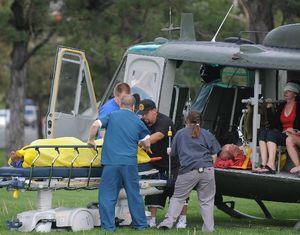 В результате катастрофы на авиашоу в штате Невада ранены 75 человек