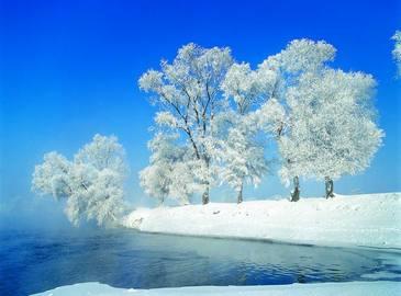 Изморози в провинции Цзилинь