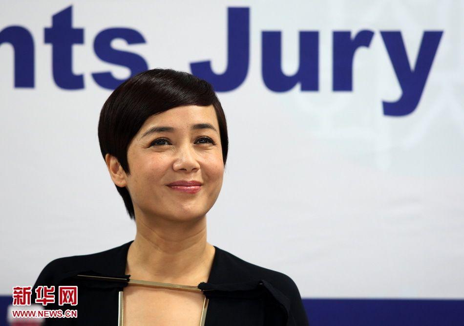 Цзян Вэньли стала членом жюри международного кинофестиваля в Пусане3